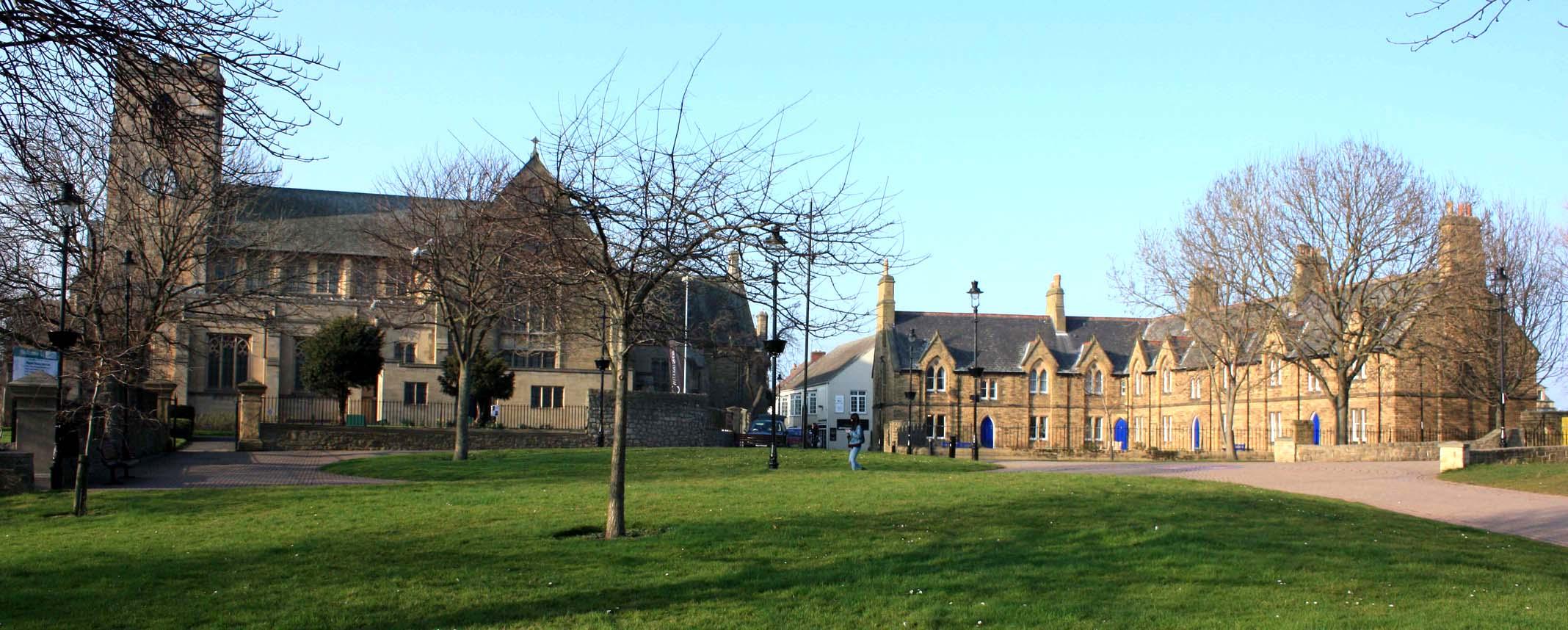 sunderland bishopwearmouth history