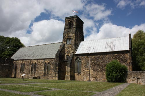 Church of St Paul at Jarrow