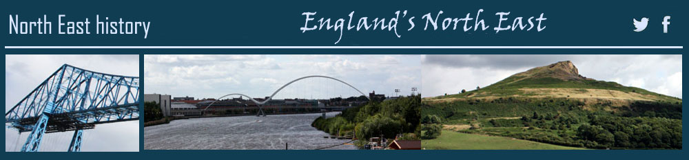 Tees Valley History Banner