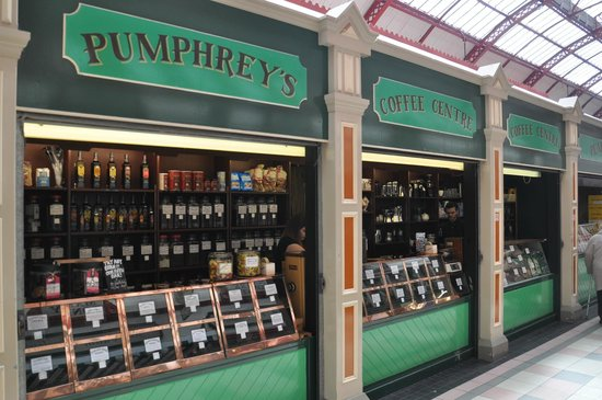 Pumphreys at Grainger Market