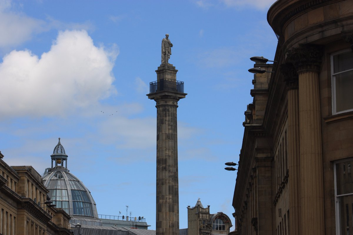Monument to Earl Grey, Newcastle. Photo: David Simpson