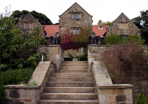 Washington Old Hall has ancestral links to the first President of the United States. Photo: David Simpson