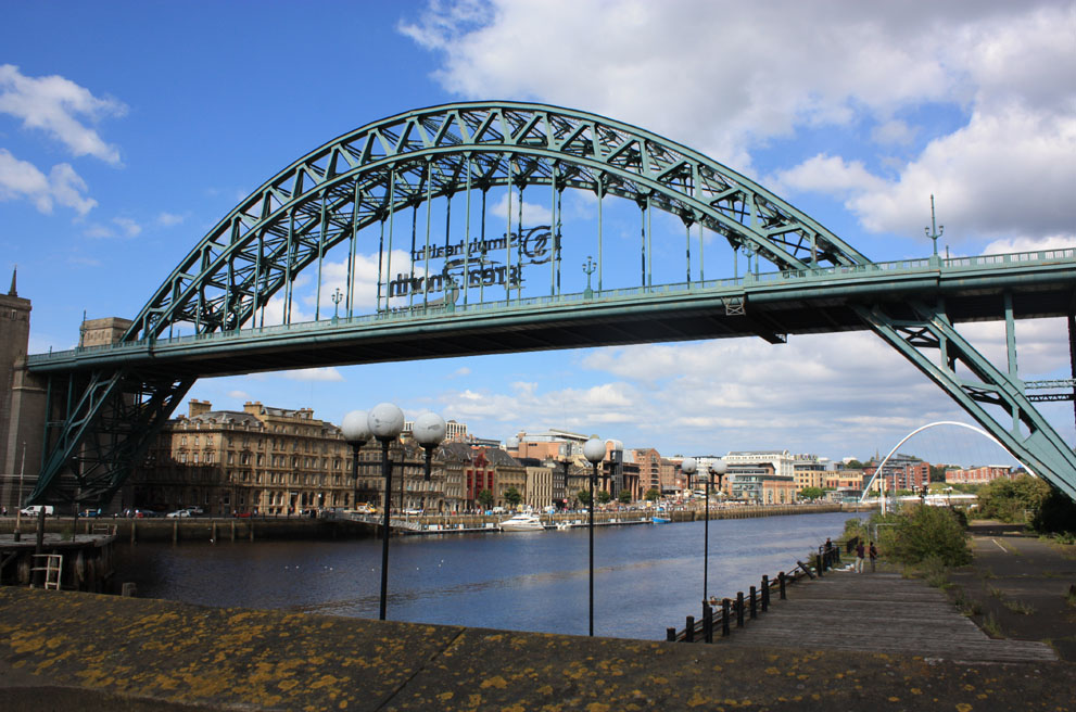 Tyne Bridge. Photo: David Simpson