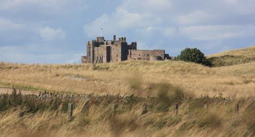Bamburgh Castle Dunes