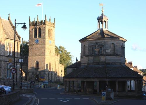 Barnard Castle Market Cross
