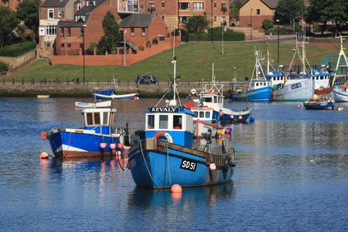 Boats Sunderland