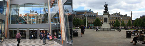 Eldon Square Newcastle