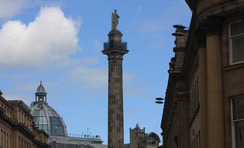 Grey's Monument Newcastle