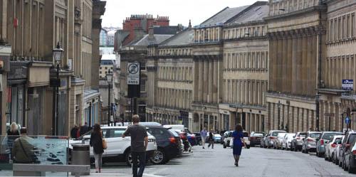 Grey Street Newcastle upon Tyne