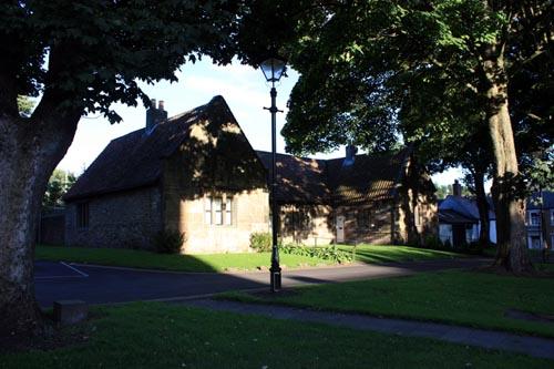 Houghton Almshouse
