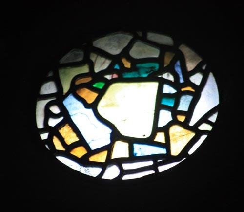 Jarrow stained glass