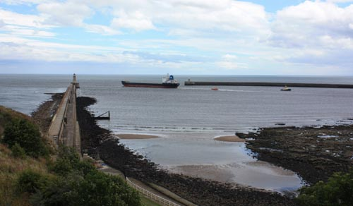 Mouth of the River Tyne