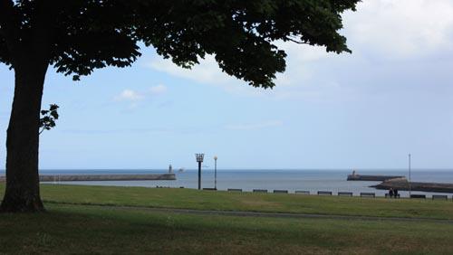 The sea South Shields
