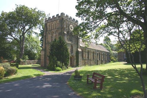 Sherburn House Chapel
