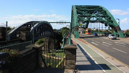 Sunderland Bridges