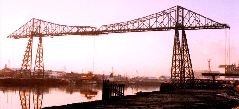 Transporter Bridge Middlesbrough