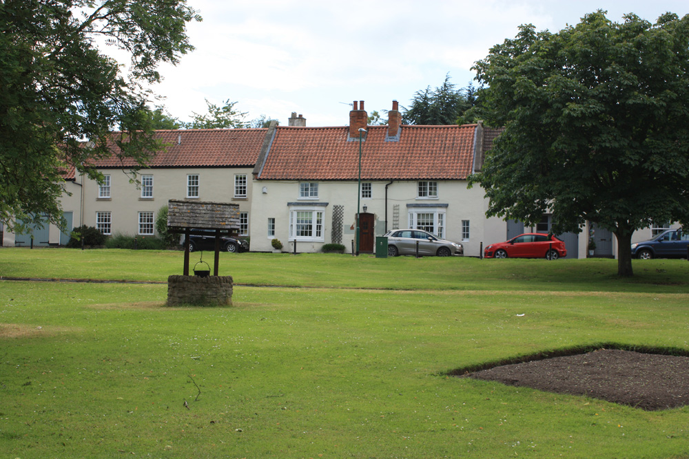 Aycliffe Village.
