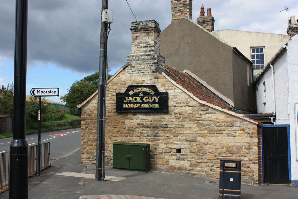 Old Blacksmiths at Hetton