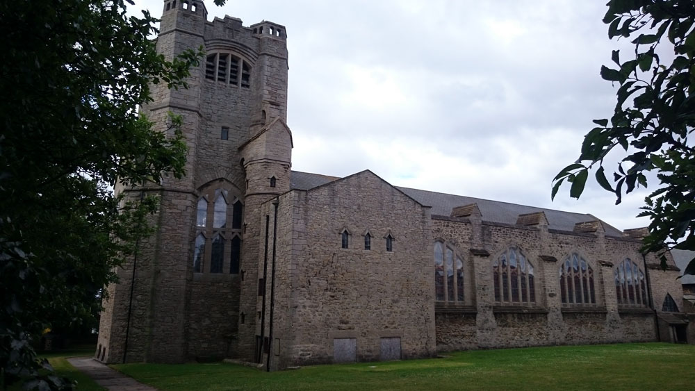 Roker church