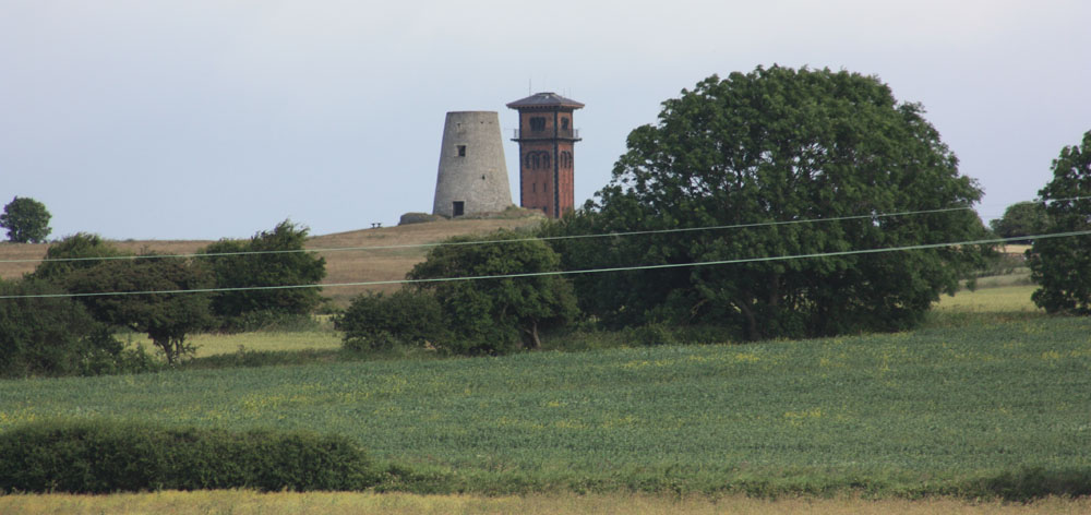Cleadon Windmill and Water Tower