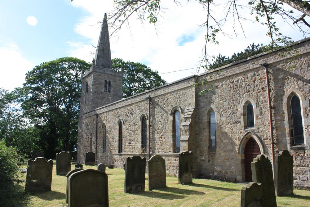 St Edwins Church, High Coniscliffe