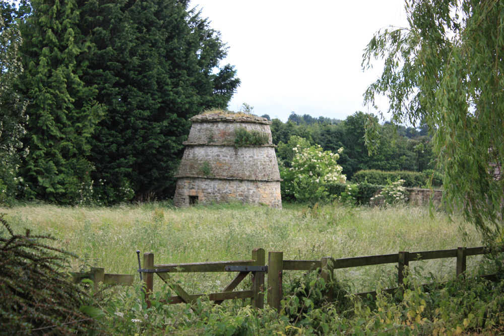 A dovecot near Gainford Hall