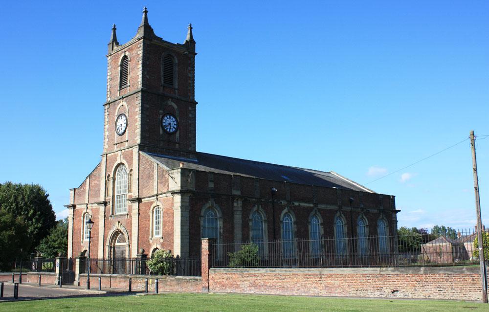 Sunderland's Holy Trinity church