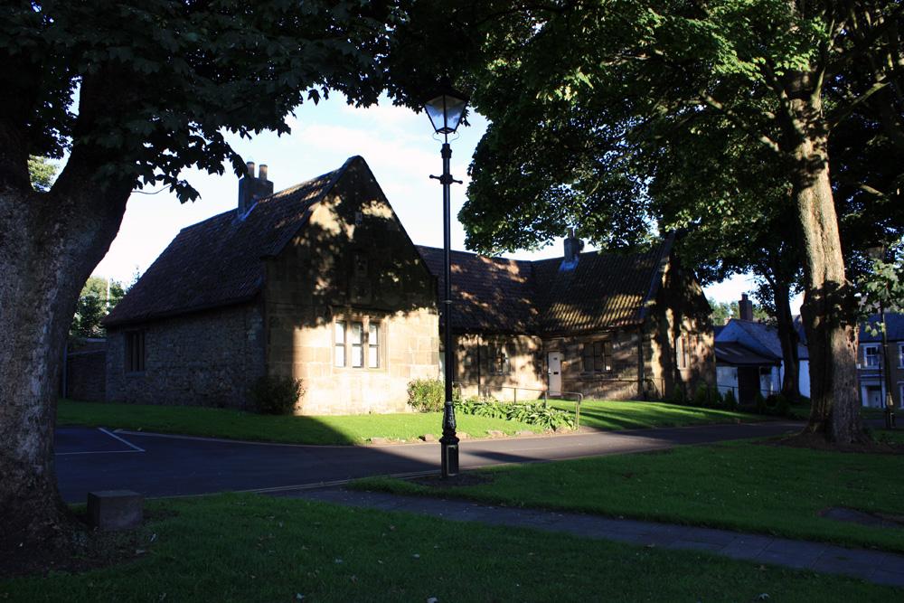 Houghton Almshouse of 1688