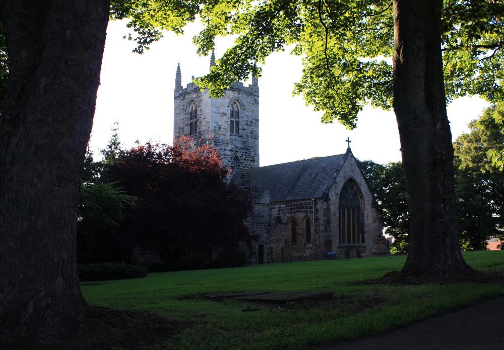 Houghton-le-Spring church