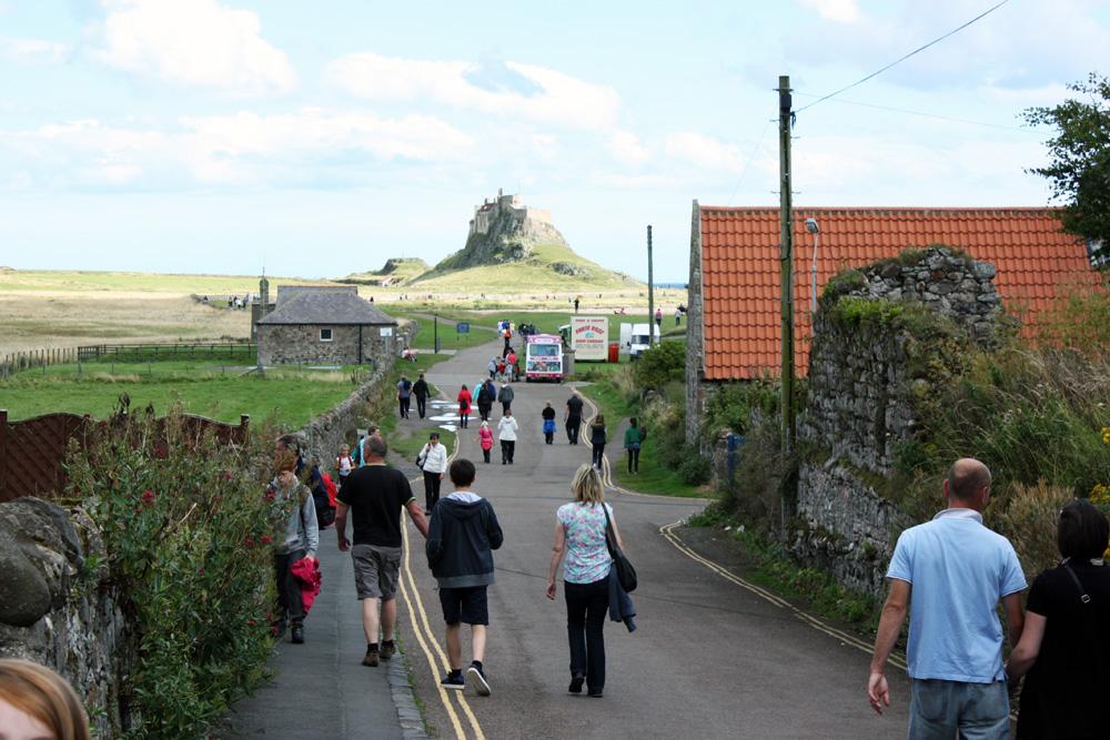 Lindisfarne Pilgrims