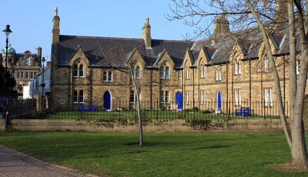 Mowbray Almshouses, Sunderland