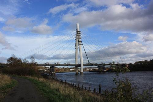 Northern Spire bridge Sunderland