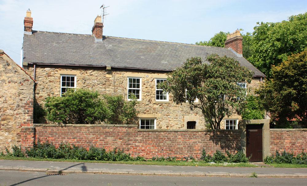 Old parsonage Trimdon Village