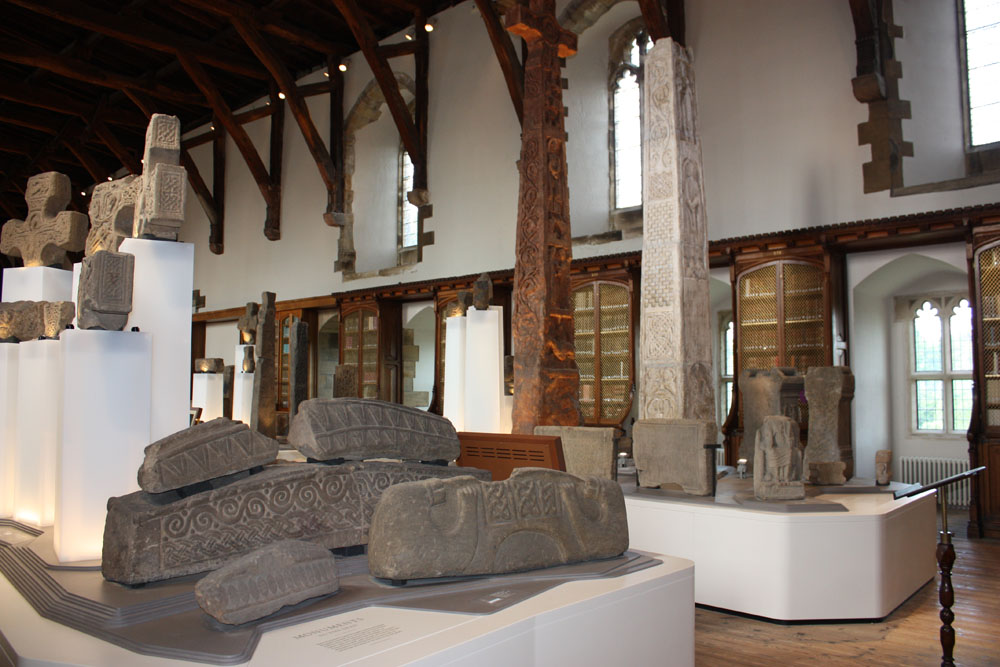 Open Treasure in The Monks' Dormitory, Durham Cathedral