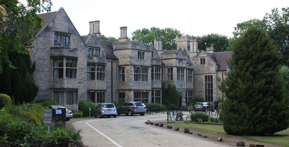 Redworth Hall.