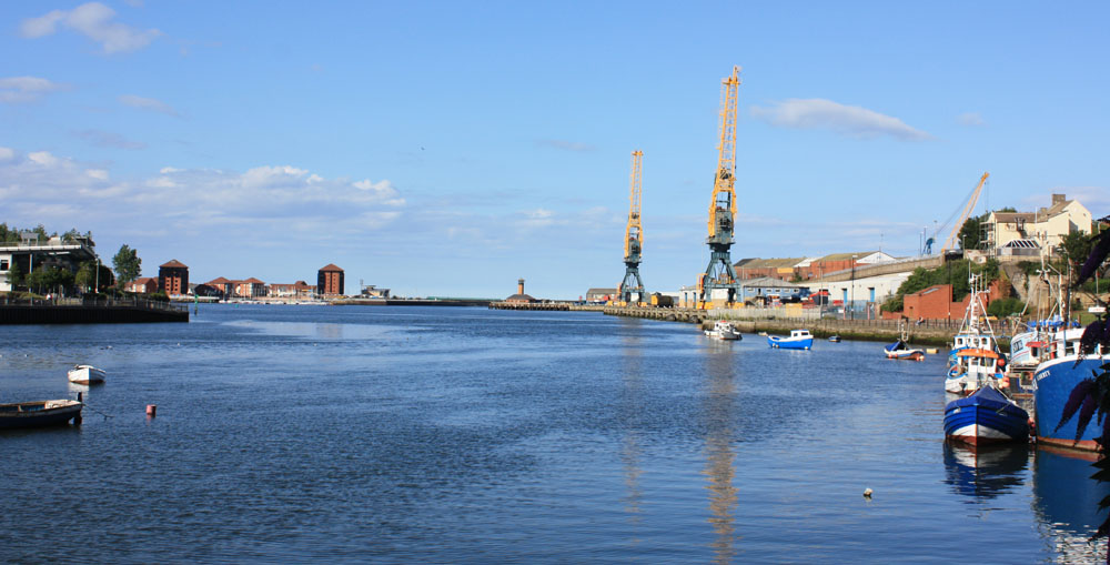 Mouth of the River Wear, Sunderland