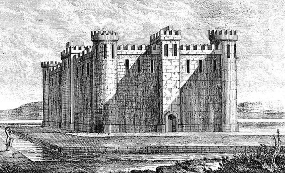 Stockton Castle
