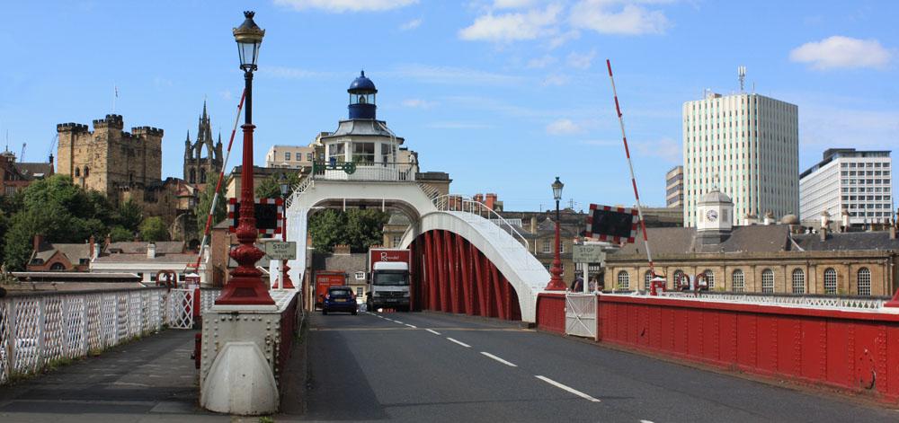 The Swing Bridge Newcastle