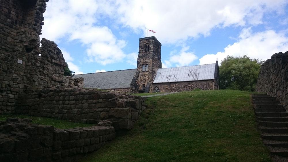 St Paul's church Jarrow