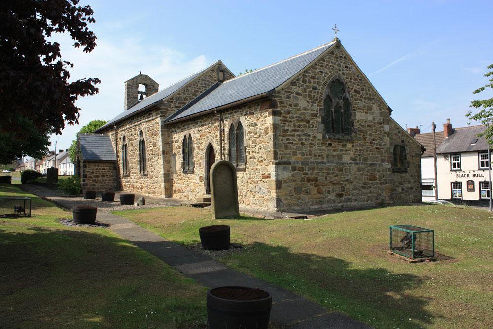Trimdon church