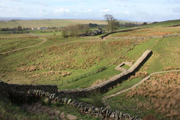 Turret Hadrian's Wall