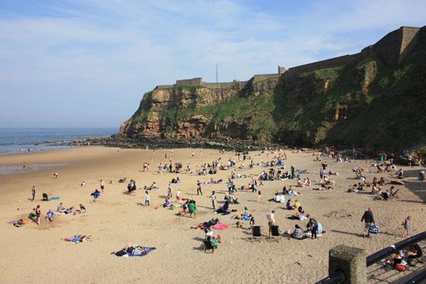 Beach Tynemouth