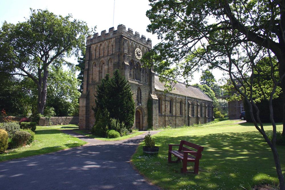 Chapel at Sherburn Hospital