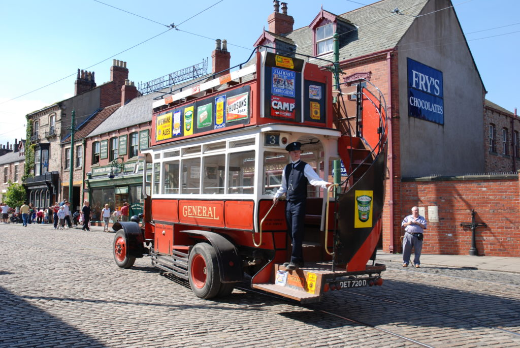 The Town, Beamish Museum