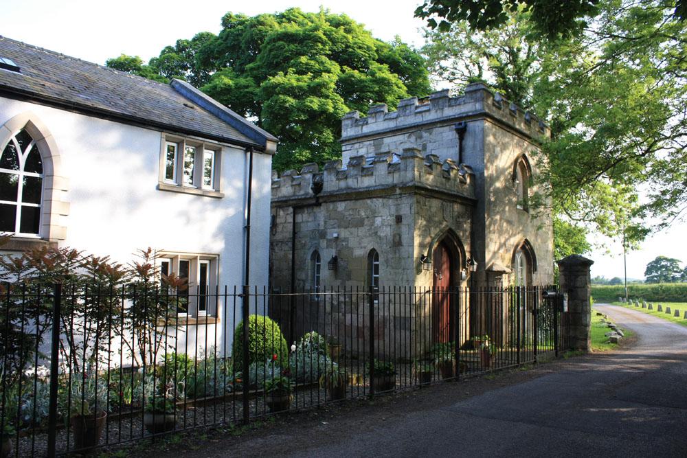 Castle Eden Lodge House
