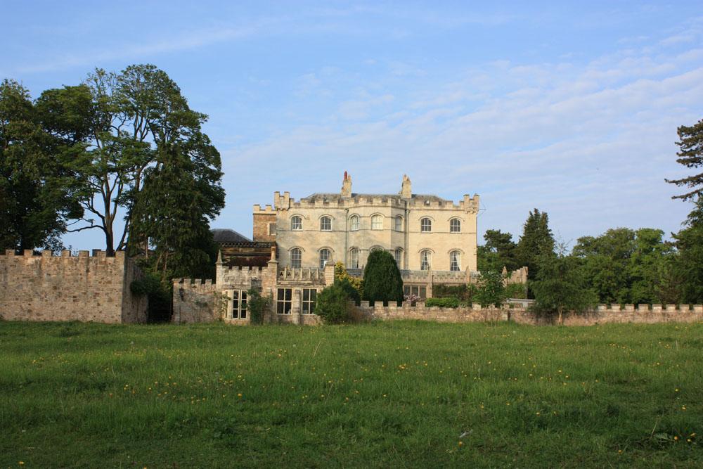 The castle, Castle Eden