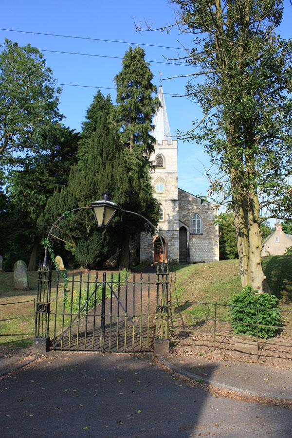 Church of St James, Castle Eden