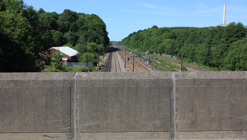 East Coast Main Line, Ferryhill