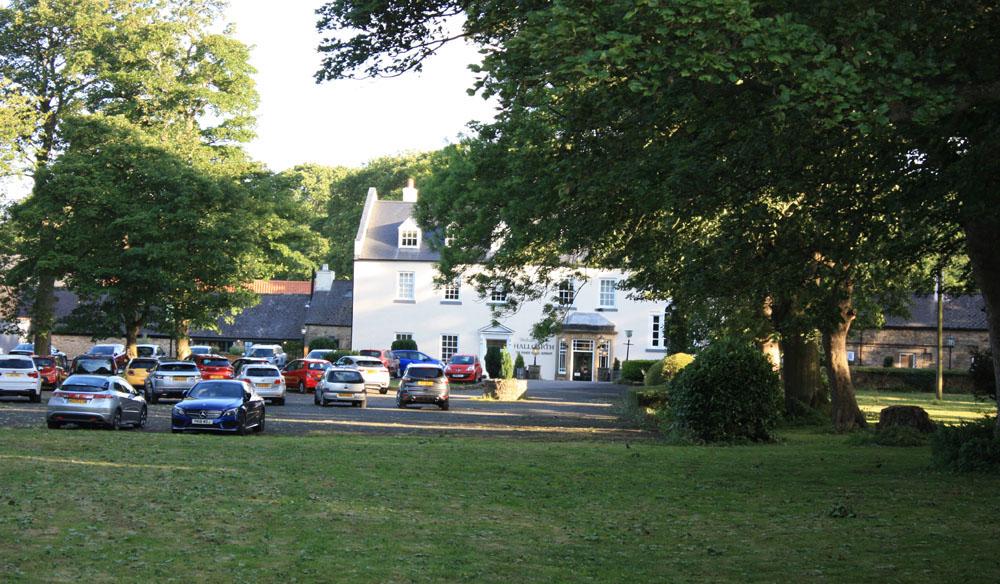 Hallgarth Manor, Pittington