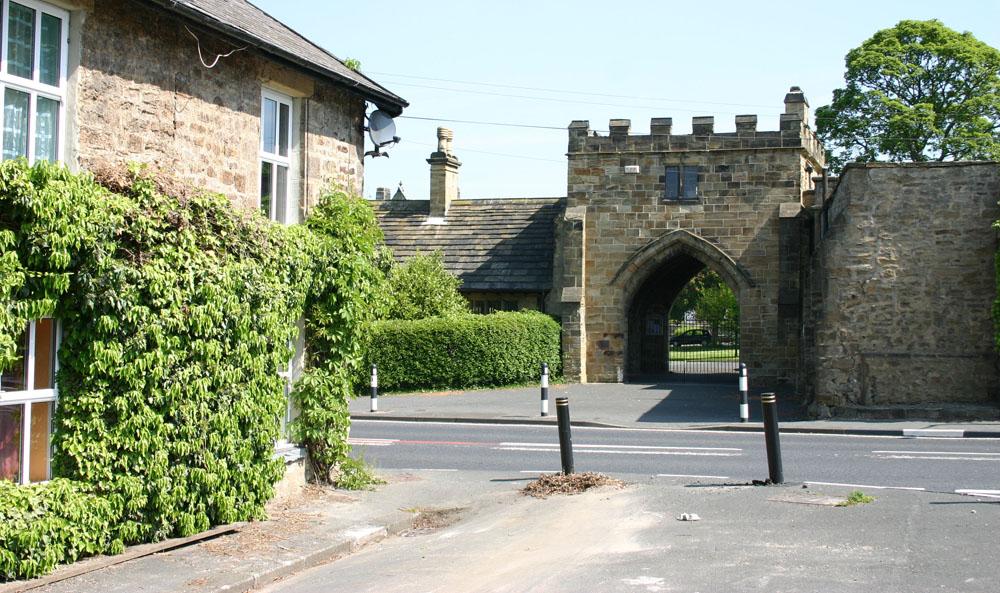 Sherburn Hospital Gateway
